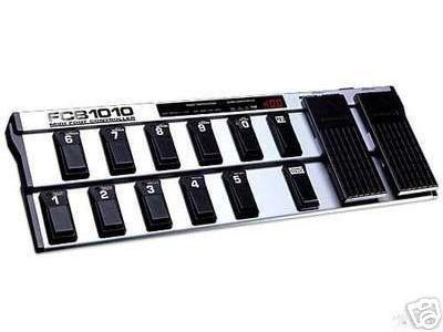 BEHRINGER FCB 1010 PEDALIERA MIDI