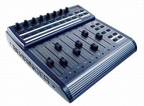 BEHRINGER BCF 2000 CONTROLLER