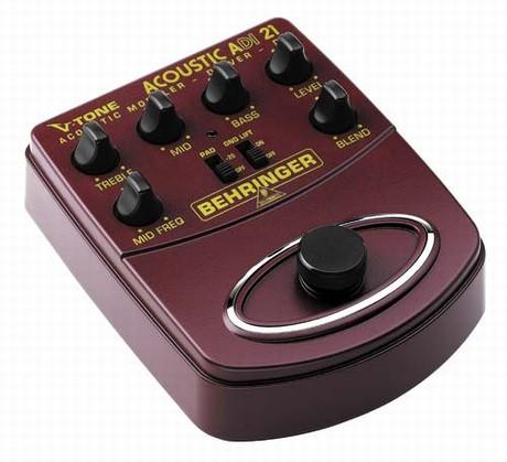 BEHRINGER ADI 21 AMP MODELER