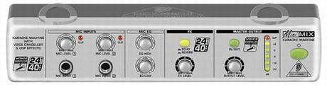 BEHRINGER MIX 800 COMPACT MIXER