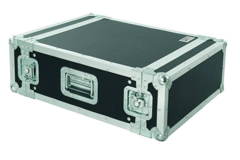 PROEL FLIGHT CASE CR 204 BLKM 4U
