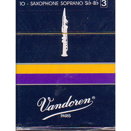 VANDOREN TRADITIONAL SAX SOPRANO N.2.5