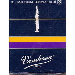 VANDOREN TRADITIONAL SAX SOPRANO N.3