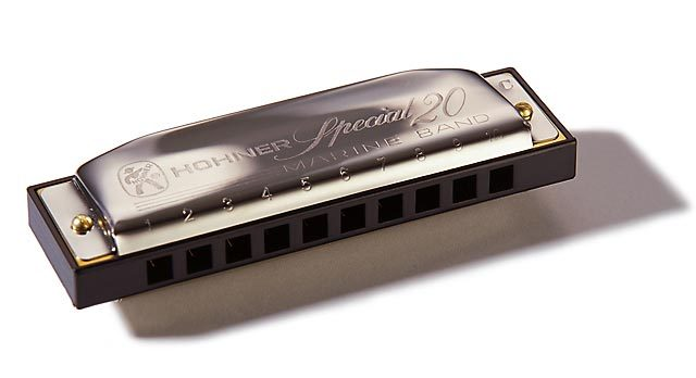 HOHNER SPECIAL 20 560/20 IN A (LA)