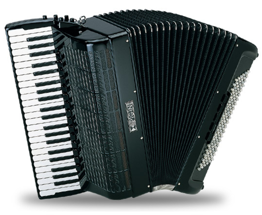 PIGINI SUPER BAYAN SIRIUS PIANO* (Convertor)
