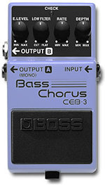 BOSS CEB 3  BASS CHORUS