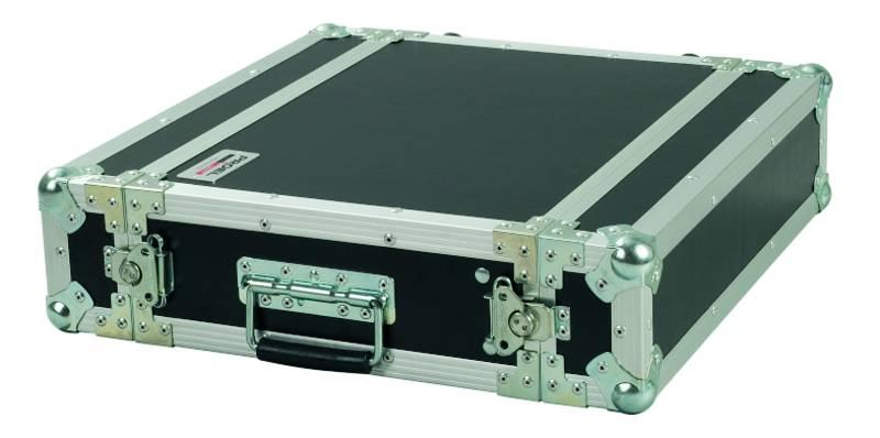 PROEL FLIGHT CASE CR 102 BLKM 2U.