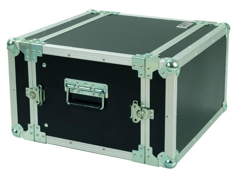 PROEL FLIGHT CASE CR 106 BLKM 6U.