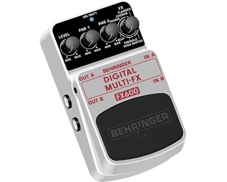 BEHRINGER FX 600 DIGITAL FX