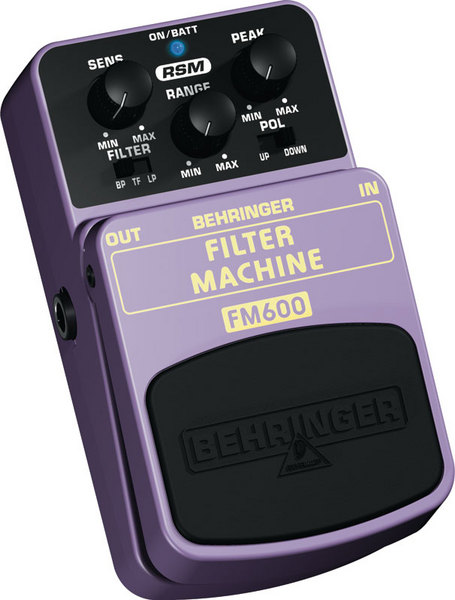 BEHRINGER FM 600 FILTER MACHINE