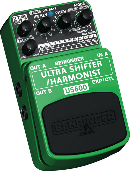 BEHRINGER US 600 ULTRA SHIFTER