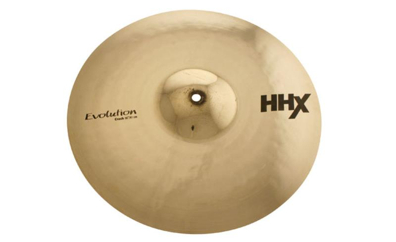 SABIAN CRASH 16 HHX EVOLUTION