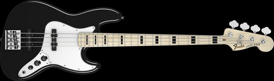 FENDER GEDDY LEE JAZZ BASS