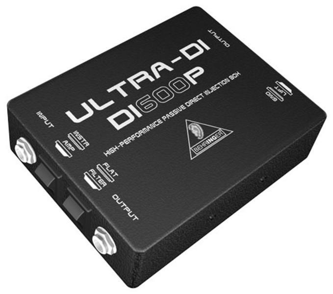 BEHRINGER DI 600 P D.I BOX