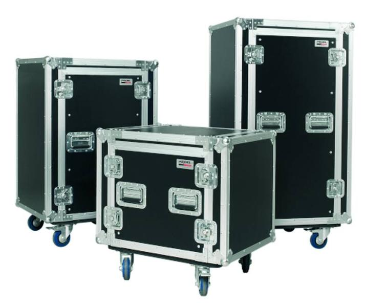 PROEL FLIGHT CASE SA 16 BLKMW MIXER+RACK