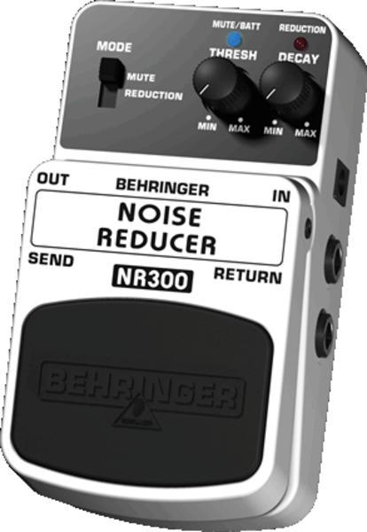 BEHRINGER NR 300 NOISE REDUCER