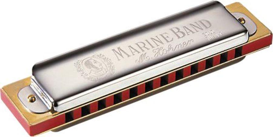 HOHNER MARINE BAND SOLOIST 364/24 (DO)