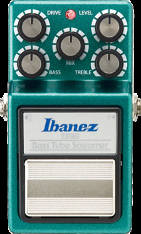 IBANEZ TS9B BASS TUBE SCREAMER