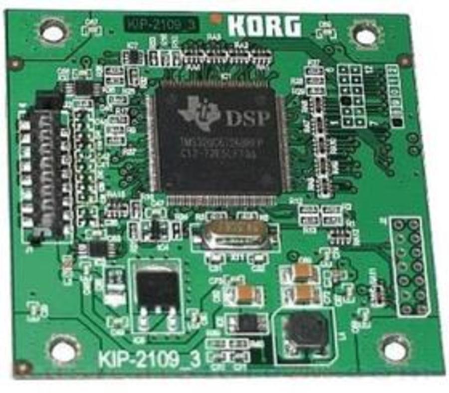 Korg EXBP- DUAL MP3