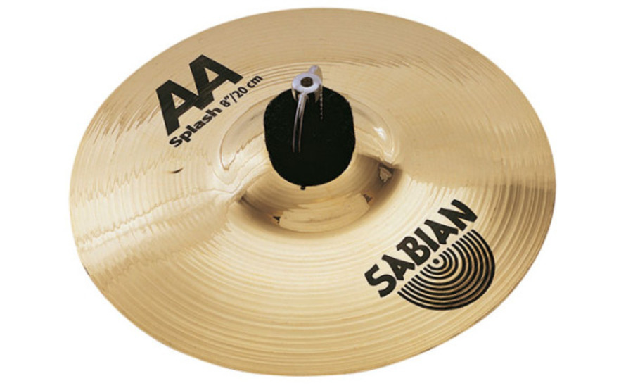 SABIAN SPLASH 8 AA