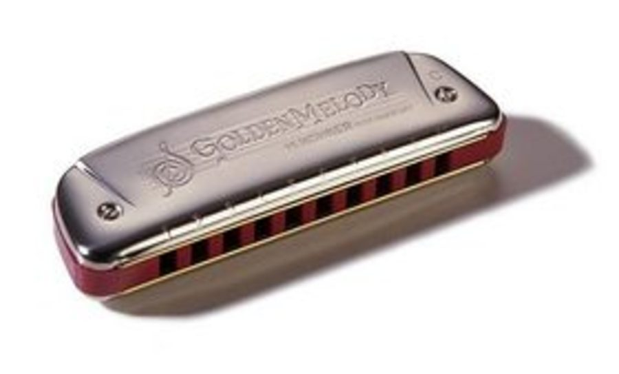 HOHNER GOLDEN MELODY 542/20 G (SOL)