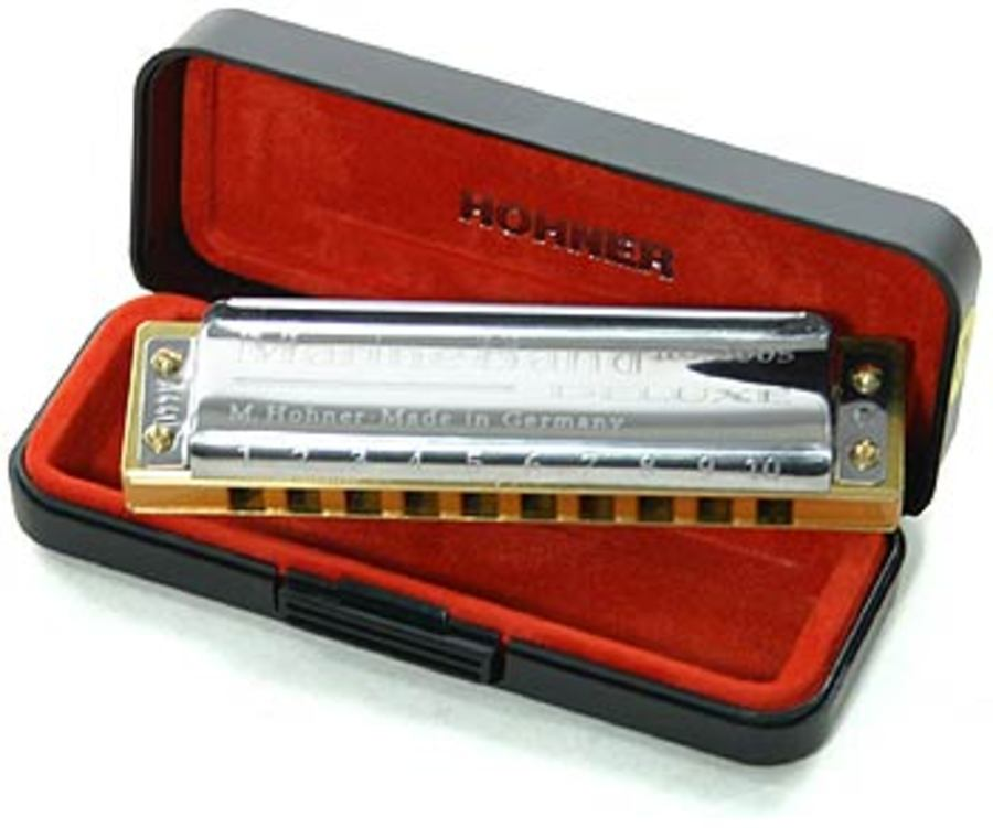 HOHNER MARINE BAND DELUXE 2005/20 (SOL)