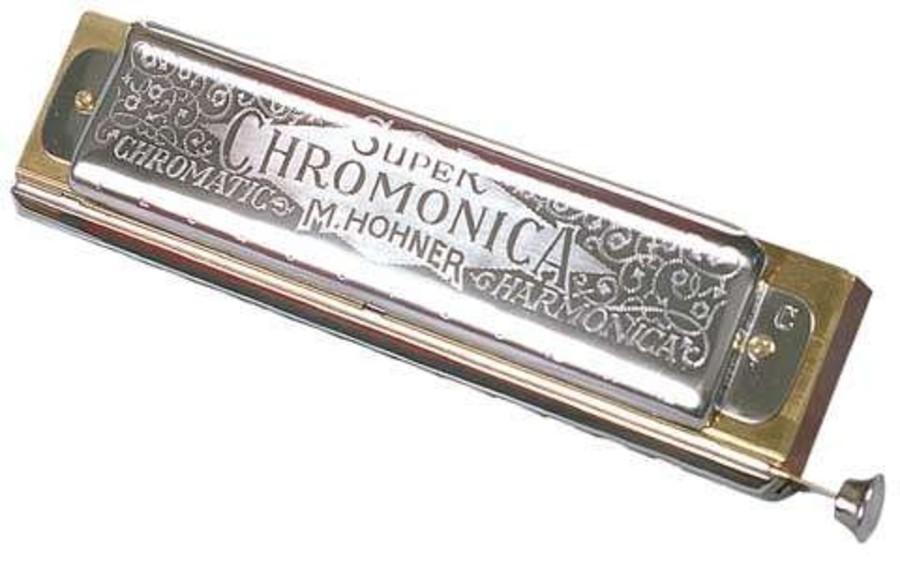 HOHNER CHROMONICA 48 270/48 (LA)