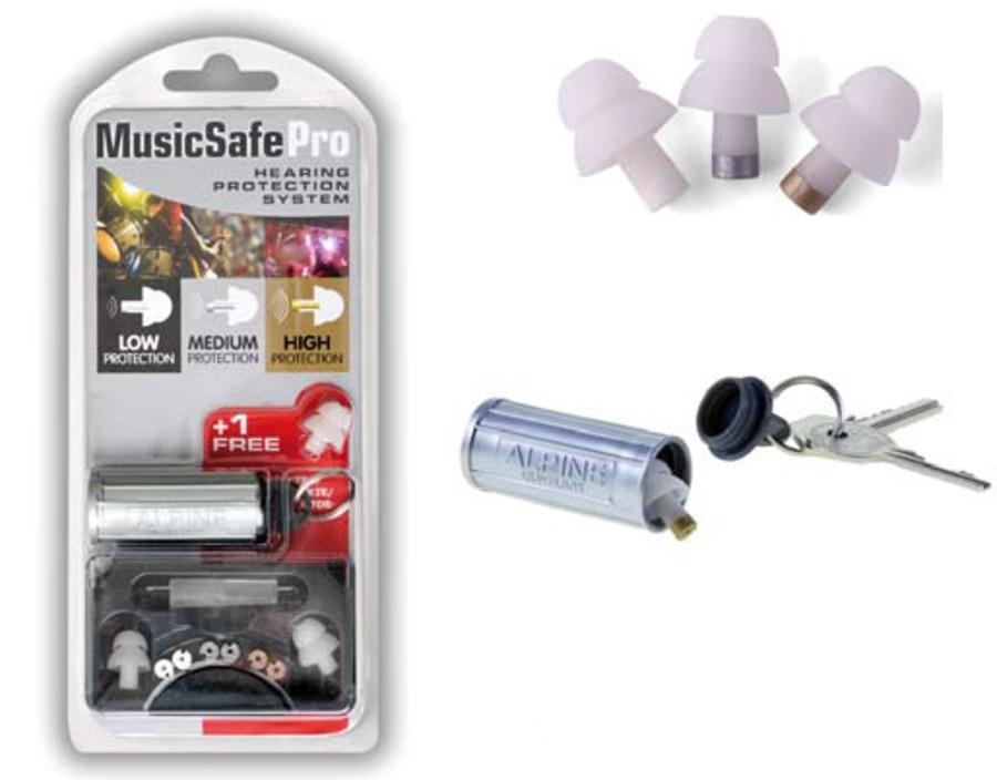 alpine earplug tappi speciali per musicisti salvo l