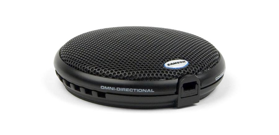 SAMSON UB1 - MICROFONO A CONDENSATORE USB - DA TAVOLO - OMNIDIREZIONALE