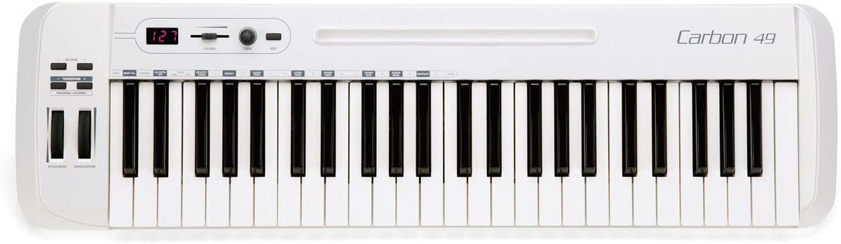 SAMSON CARBON 49 - MIDI CONTROLLER USB