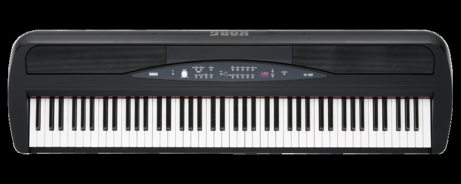 Korg SP-280-BK PIANO STAGE