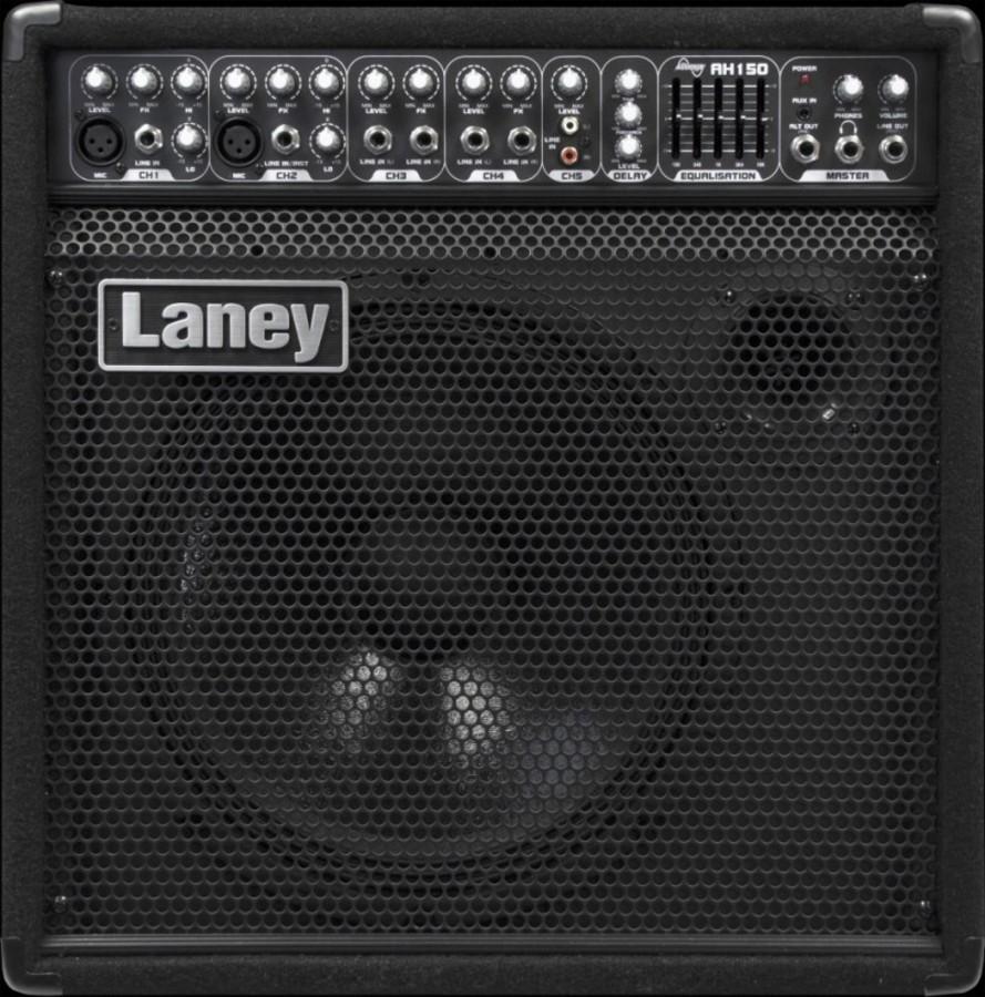 "LANEY AH150 - COMBO 1X12"" - 150W - 5 CANALI"