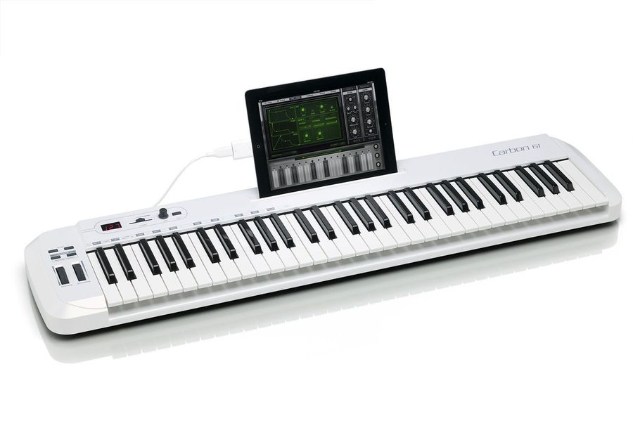 SAMSON CARBON 61 - MIDI CONTROLLER USB