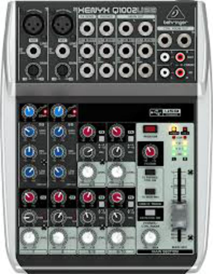 BEHRINGER XENYX Q 1002 USB