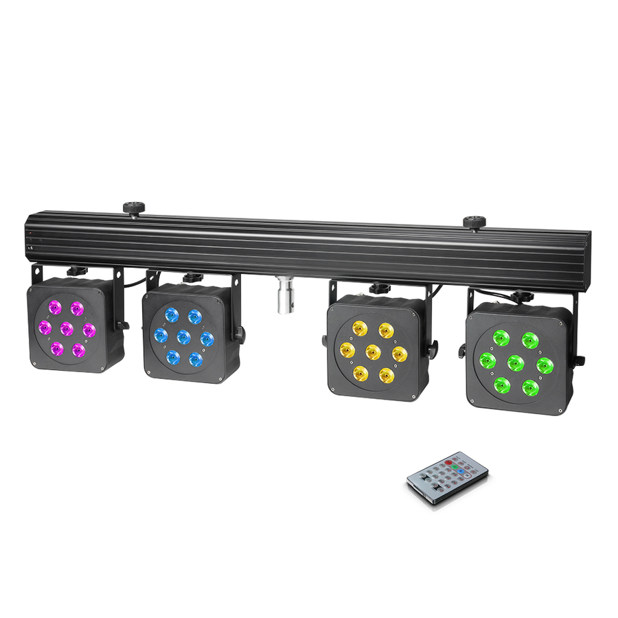 LD SYSTEM CAMEO PAR 3 KIT LUCI LED DA 8 WATT