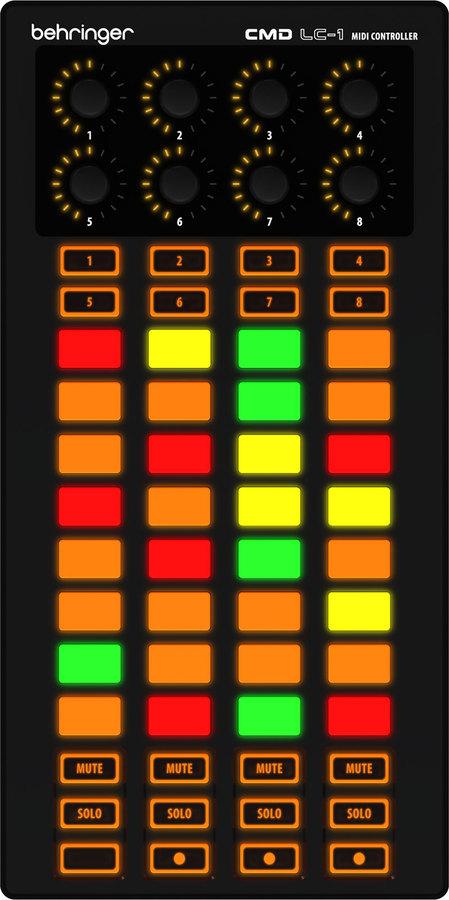 BEHRINGER CMD LC 1 CONTROLLER