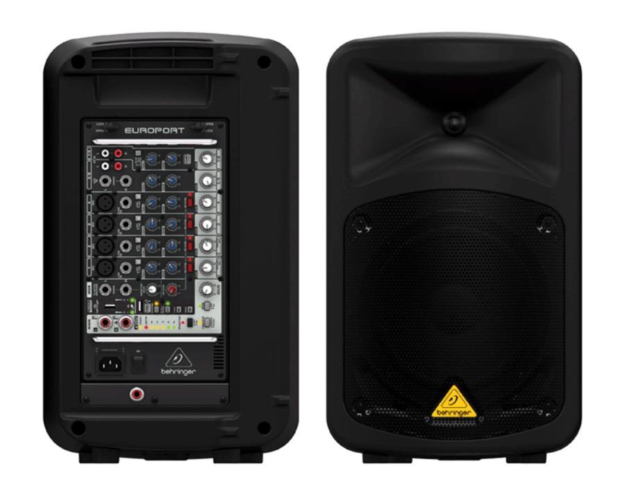BEHRINGER EPS 500 MP3 SISTEMA COMPLETO