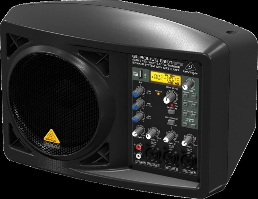 BEHRINGER B 207 MP3