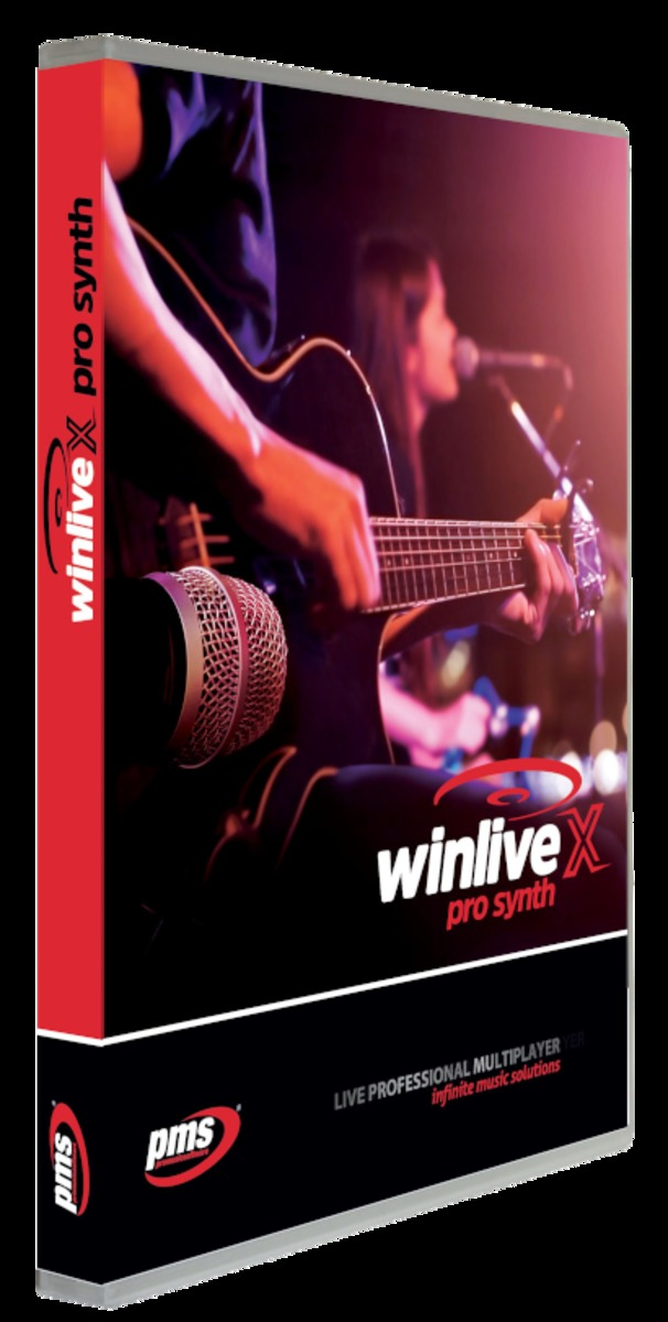 WINLIVE PRO SYNTH 10