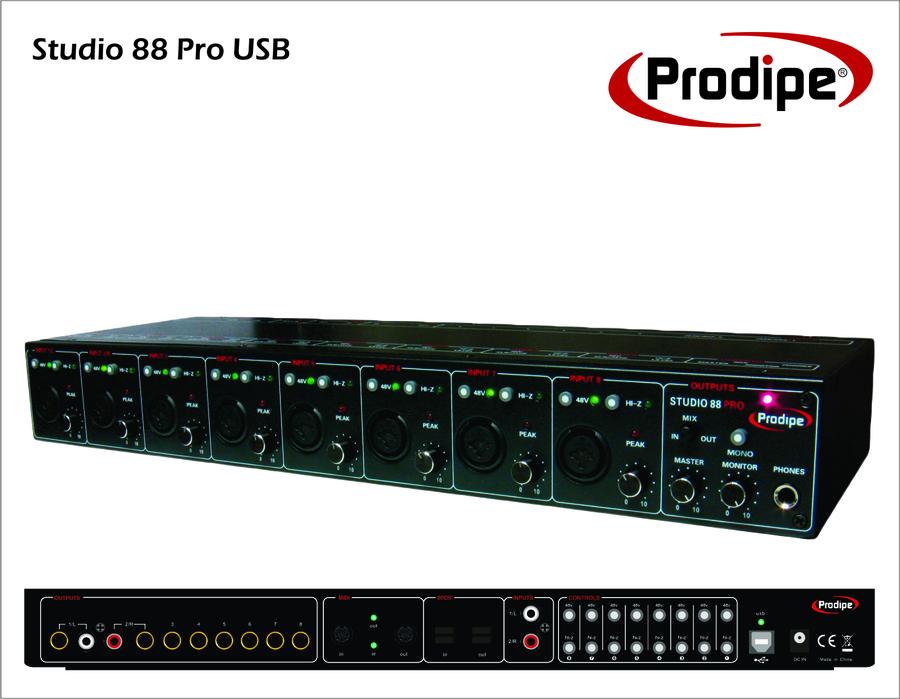 PRODIPE STUDIO 88 PRO