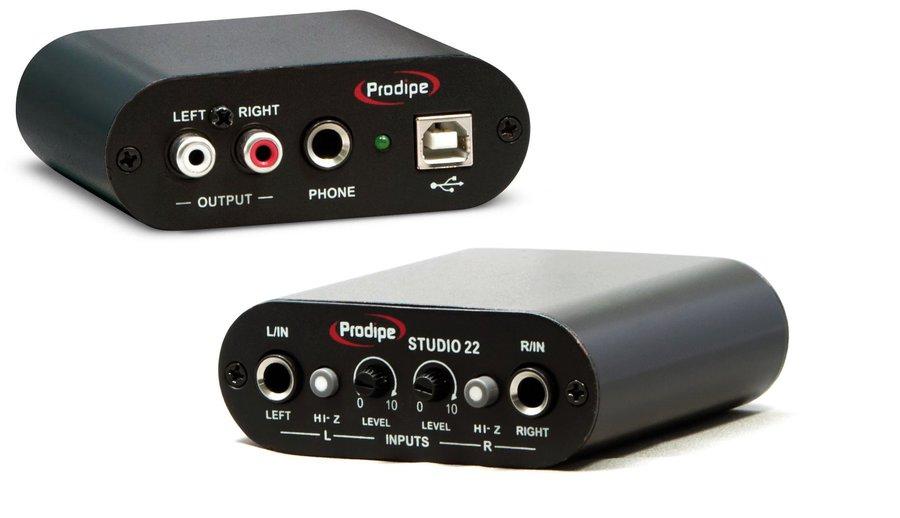 PRODIPE STUDIO 22 USB
