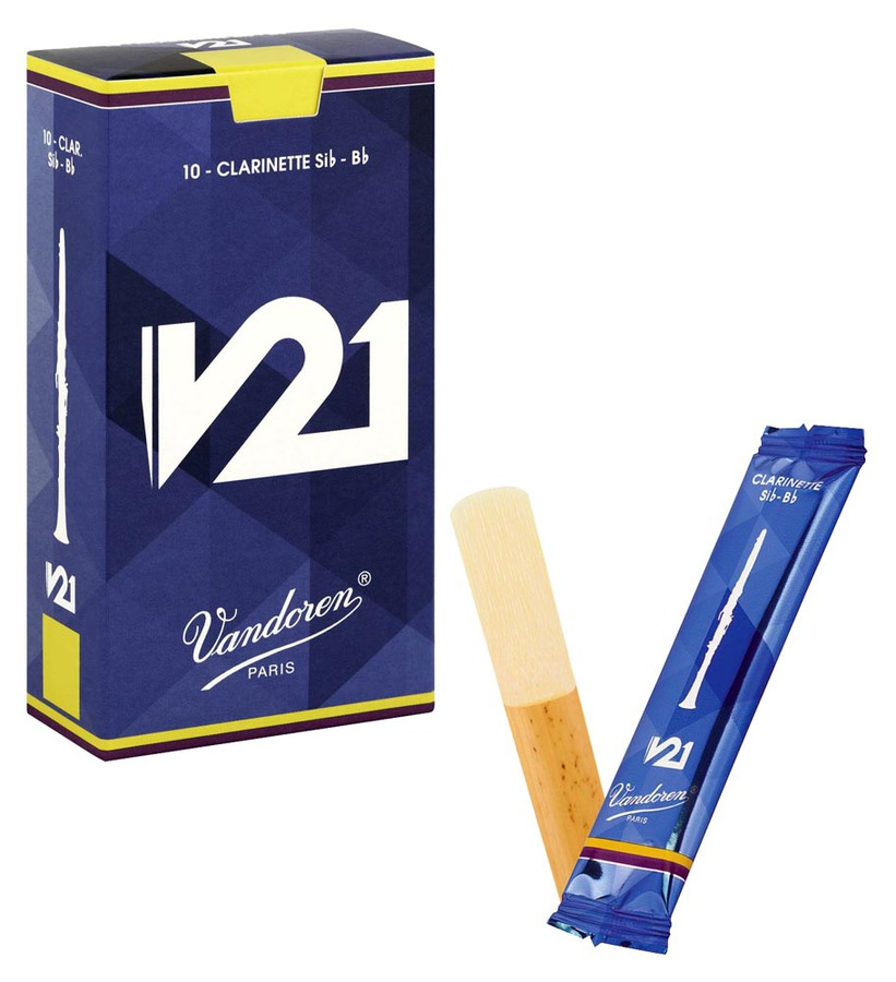VANDOREN V21 CLAR SIb N. 2,5