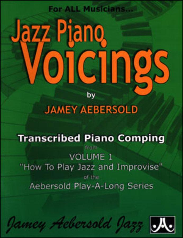JAMEY AEBERSOLD - JAZZ PIANO VOICINGS