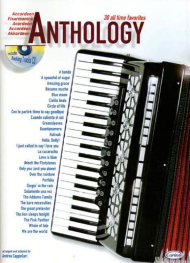 ANTHOLOGY 1 - 29 ALL TIME FAVORITES