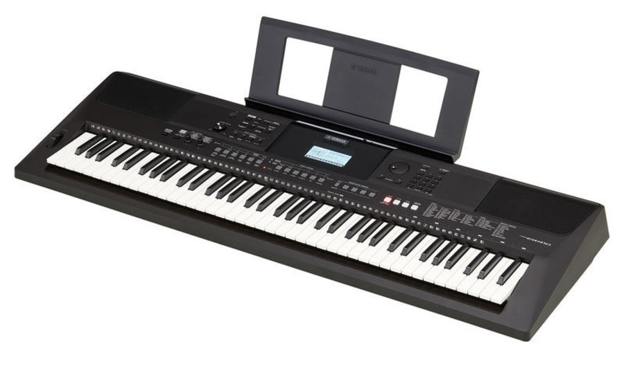 yamaha psr ew 400 music shop bellus. Black Bedroom Furniture Sets. Home Design Ideas
