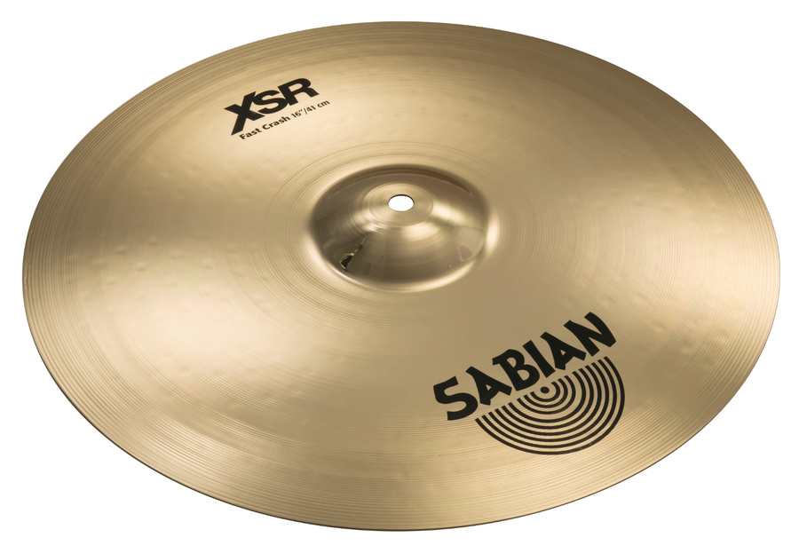 SABIAN CRASH 16 XSR