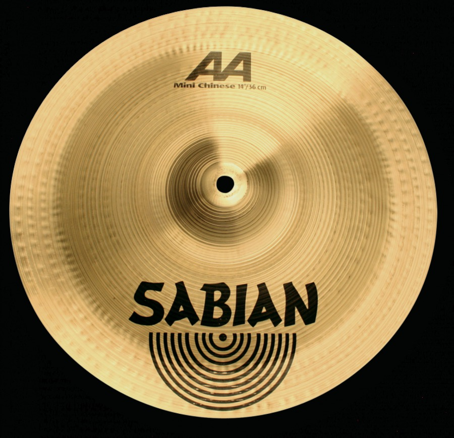 SABIAN MINI CHINESE 12 AA