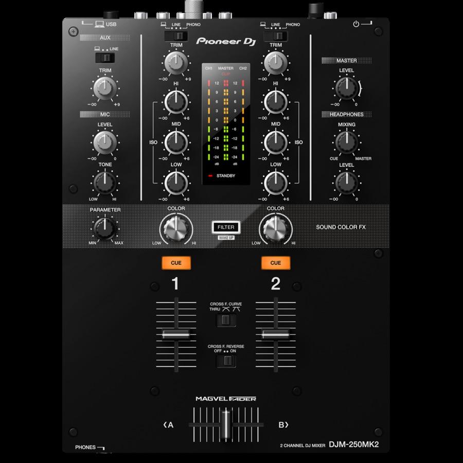 PIONEER DJM 250 MK II