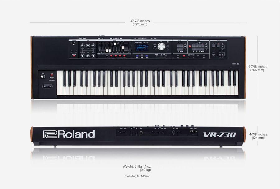 ROLAND VR 730