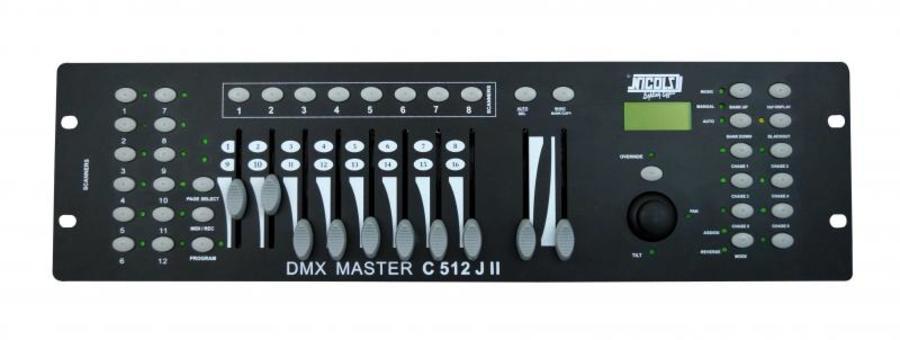 KARMA C 512 J II CONTROLLER DMX
